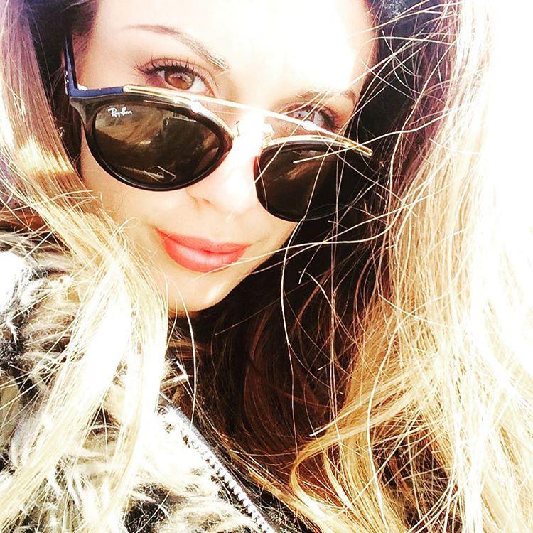 """Tara Zupančič: """"Brez ljubezni ni ničesar"""" <3 (foto: PrtSc Instagram @varishana)"""