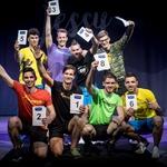 V polfinale so se uvrstili Aleks Klarić, Blaž Režek, Butrint Behluli, Davor Brečko, Davor Gradič, Gregor Čeglaj, Janko Golob in Nik Žujo. (foto: Anže Furlan)