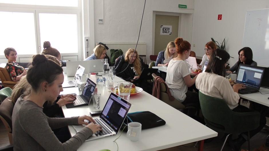 Osvoji brezplačen tečaj programiranja (foto: arhiv organizatorja)