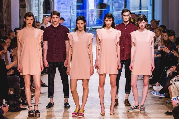 FOTO: Mass predstavil trendi obutev za pomlad/poletje 2017 (foto: Mass)
