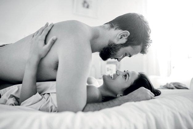 Kako veš, da želi spati s tabo? (foto: Getty Images)