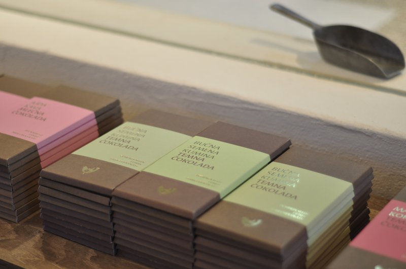 Čokoladnica Passero