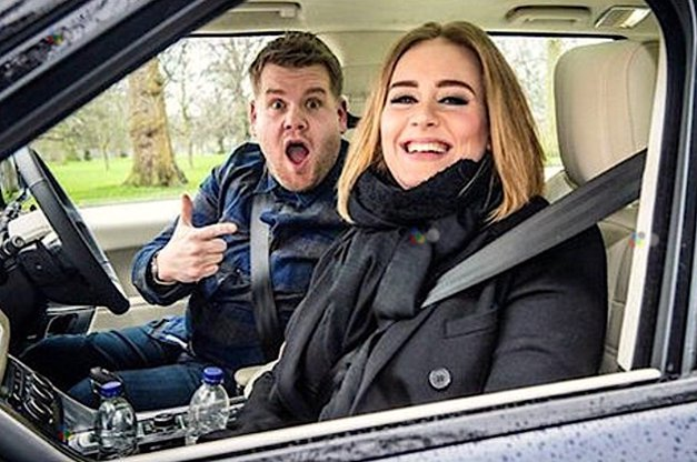 Na TV prihaja SLOVENSKA različica oddaje Carpool karaoke - Avto karaoke! (foto: Profimedia)