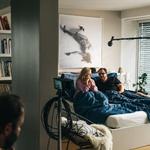 Prvi FOTO utrinki: Katarina Čas snema nov film Prebujanja - Poglej, s kom + top 5 zanimivosti (foto: Luka Karlin)