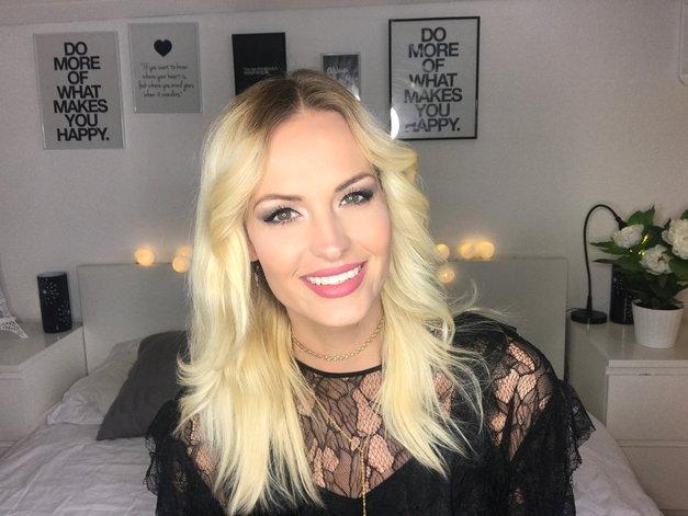 VIDEO: Kako do popolno zadimljenega videza oči (foto: Tjaša Kokalj Jerala)