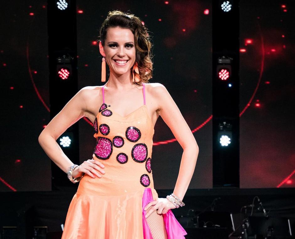 Nuša Lesar (Zvezde plešejo) ni več samska! Poglej, kdo je njen novi fant (foto: Miro Majcen/POP TV)