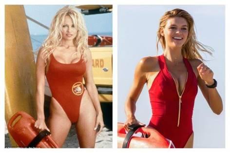 Pamela Anderson/Kelly Rohrbach
