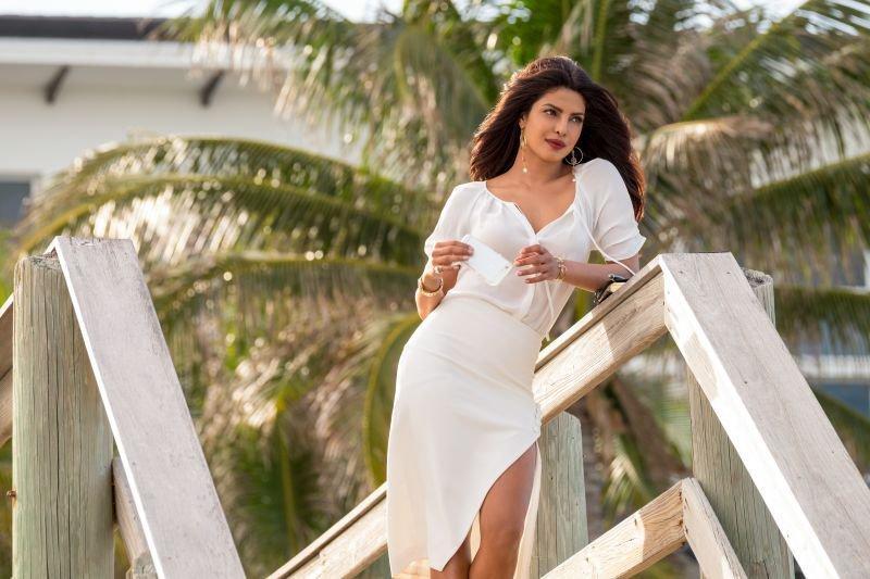Priyanka Chopra kot Victoria Leeds