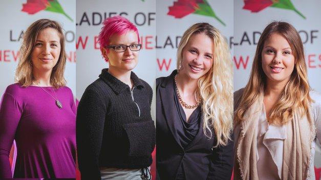 Spoznaj 4 Slovenke, ki nizajo uspehe v tehnološkem svetu (foto: Anže Mulec)