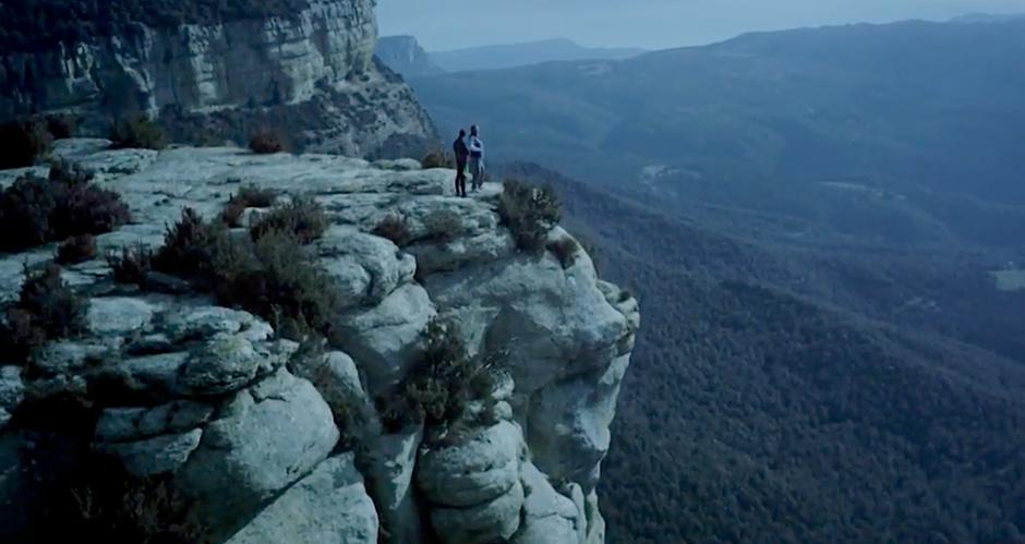 VIDEO: 100 metrov - film, ki da misliti (posnet po resnični ganljivi zgodbi) (foto: You Tube screen shot)