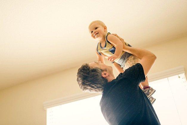 Očetovske stiske ob ločitvi (foto: Profimedia)