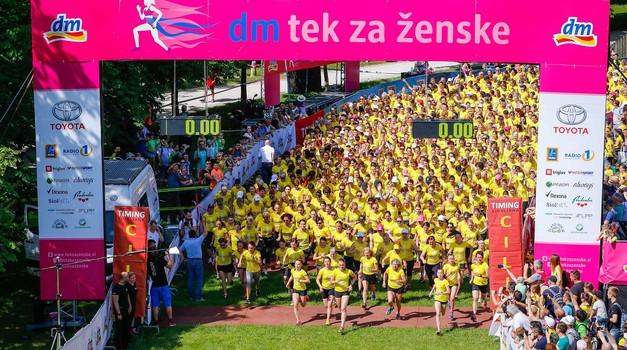 12. dm tek za ženske: Do ženskega tekaškega praznika nas loči le še nekaj dni (foto: Promocijsko gradivo)