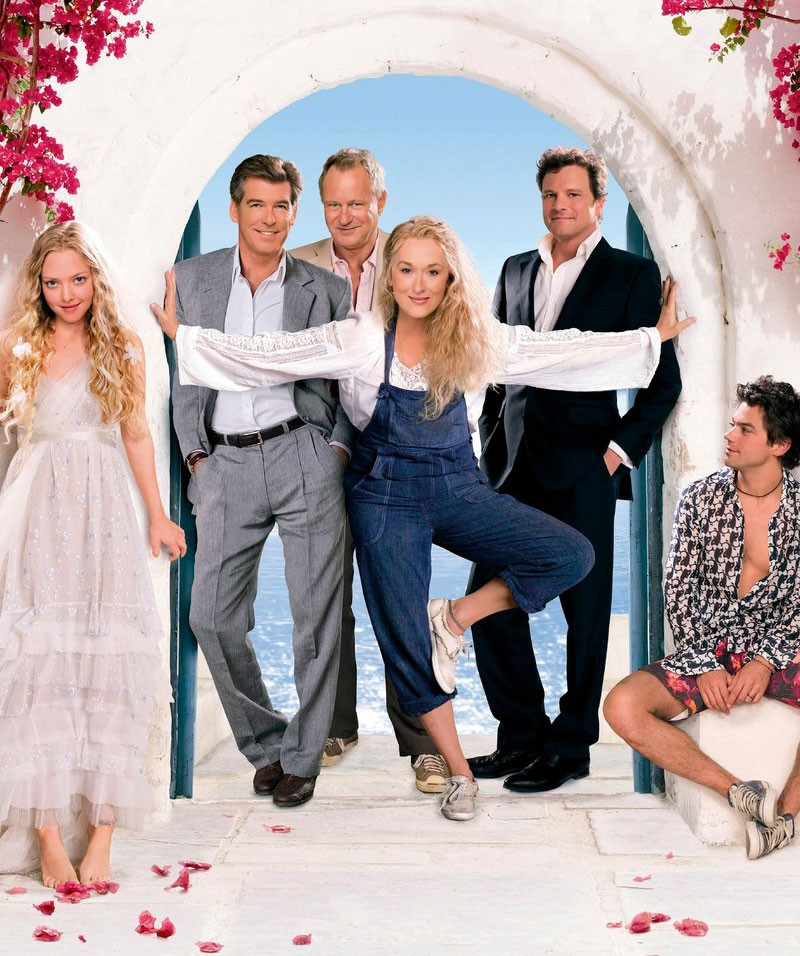 Na filmska platna prihaja 2. del uspešnice Mamma Mia! (foto: Profimedia)
