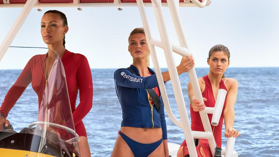 Napovedujemo: Film Obalna straža (Baywatch) (foto: Promo)