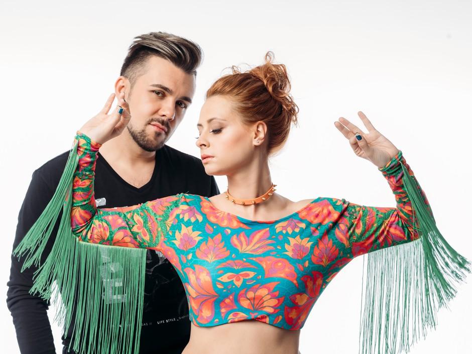 VIDEO: Raay in Marjetka sta nazaaaj! Poslušaj njuno novo skladbo - Bo to hit poletja 2017? (foto: Ana Gregorič)