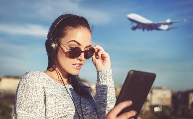 Na počitnice z letalom? 7 nasvetov za brezskrbni let (foto: Profimedia)
