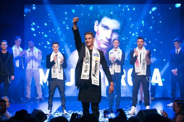 Mister Slovenije 2017 je 24 letni Pirančan Majk Peroša. (foto: Katja Kodba)