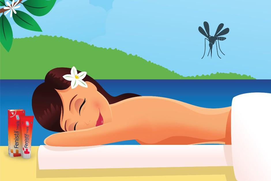 NAGRADNA IGRA: Podaj se v boj s komarji!