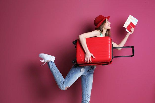 Preden odpotuješ na počitnice ne pozabi tega! (foto: shutterstock)
