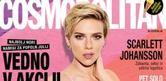 Že jutri! Nova VROČA številka Cosmopolitana, v kateri te čaka ...