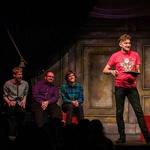 FOTO: Improvizacijsko gledališče Ljubljana na svoji prvi kanadski turneji (foto: Billy Wong)
