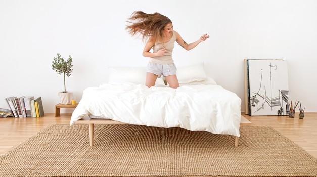 Že veš, kako enostavno do popolnega ležišča? (foto: Napsie)