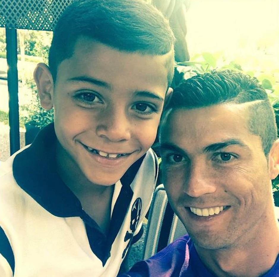 Cristiano Ronaldo pred kratkim svetu razkril TO čudovito stvar! (foto: Profimedia)