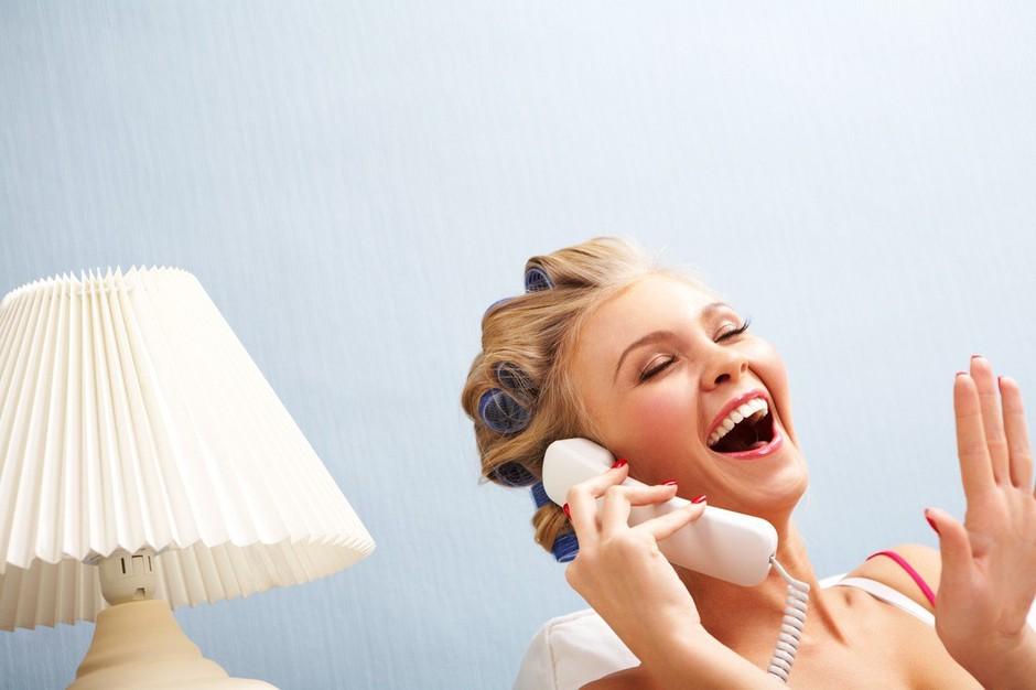 To se zgodi, če uščipneš samo sebe, medtem ko se smeješ! (foto: Profimedia)