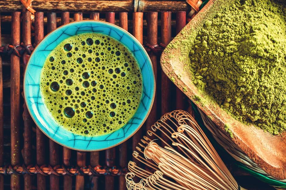 Matcha čaj: Zeleni superheroj s številnimi zdravilnimi lastnostmi (foto: Profimedia, Shutterstock)