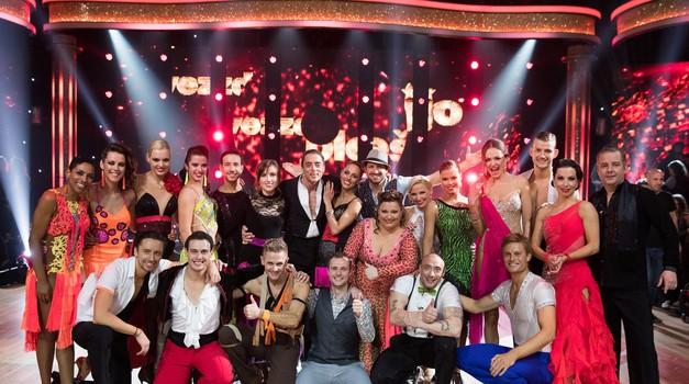 Prihaja 2. sezona šova Zvezde plešejo: To je prvi znani plesalec!