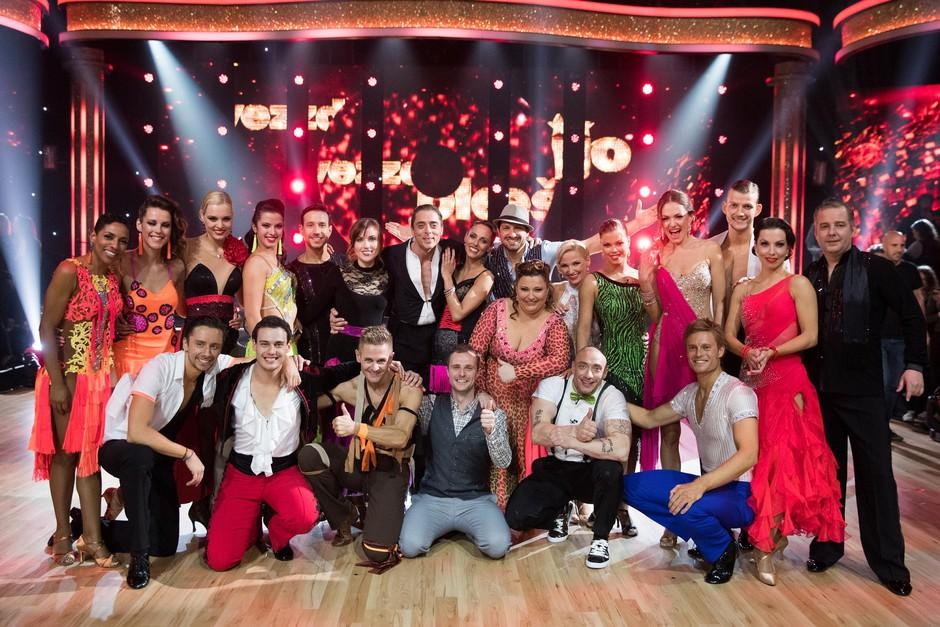 Prihaja 2. sezona šova Zvezde plešejo: To je prvi znani plesalec! (foto: Miro Majcen/Pop TV)