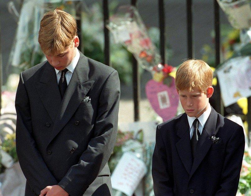 Princ William in princ Harry