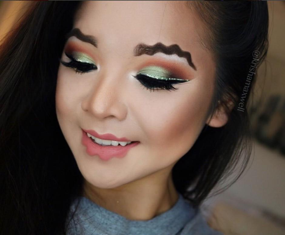 Dekleta po svetu je obnorel ta bizarni lepotni trend! (foto: Prt Scr Instagram/krishamaxwell)