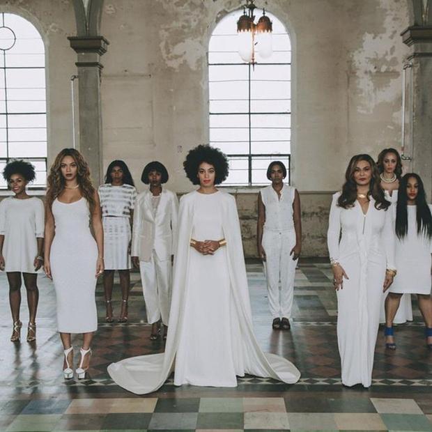 Beyonce Knowles Ko sta se poročila Solange Knowles, sestra svetovno znane pevke Beyonce, in glasbeni režiser Alan Ferguson, se je …