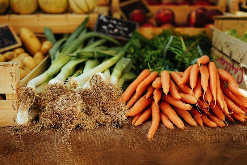 Korenje in krompir