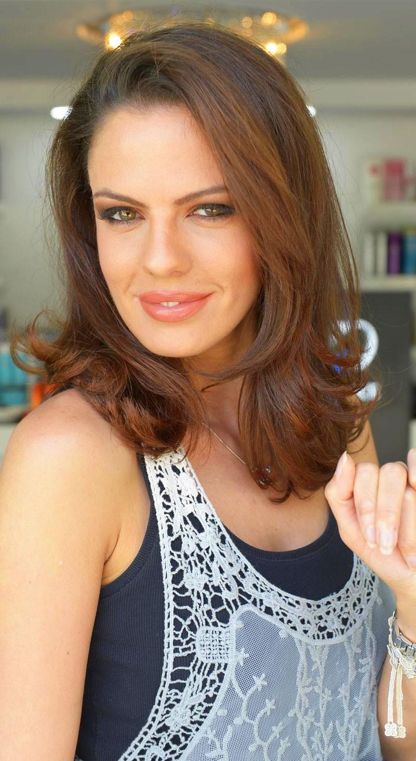 Sabina Remar je razkrila, kaj za svojo lepoto počne VSAKO jutro! (foto: Primož Predalič)