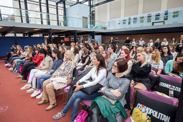 VIDEO: Cosmo konferenca - poglej, kako luštno smo se imele! (foto: Danijel Čančarević)