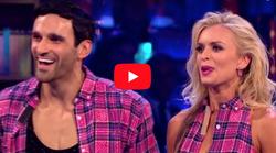 Wau! Poglej, kako fantastično v britanskem šovu pleše Nadiya Bychkova (VIDEO)