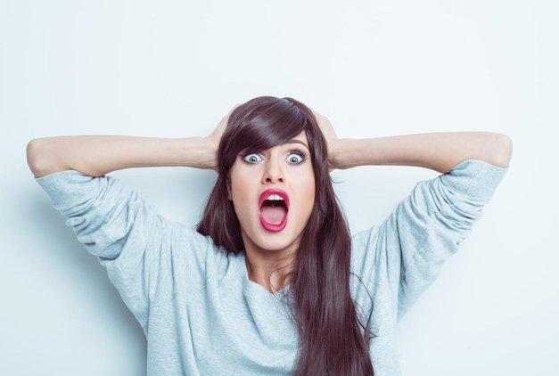 Zakaj je preklinjanje dobro incelo zdravilno! (foto: Getty Images)