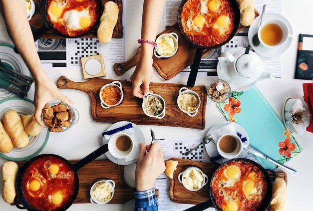 Top 9 lokacij za zajtrk v Ljubljani (izkušnje naših novinark) (foto: Getty Images)
