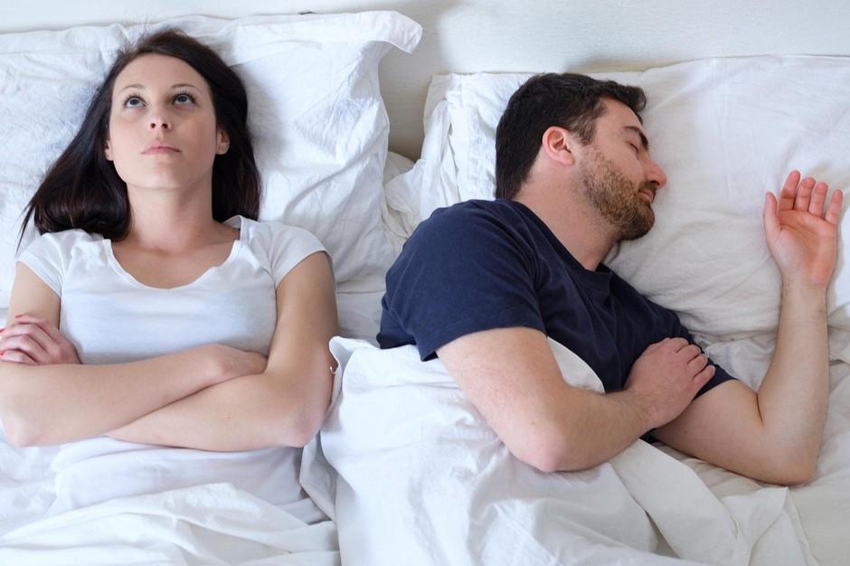 Zakaj moj dragi po seksu takoj zaspi? (foto: Profimedia)