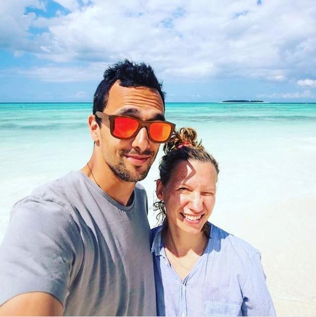 Ta 2 Slovenca sta ljubezen do potovanj spremenila v super plačano službo! (foto: Instagram We Just Travel)