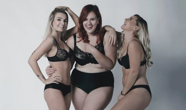 #iamallwomen (ljubi svoje telo!) je nov trend, ki ga VŠEČKAMO in podpiramo (foto: Instagram.com/@iamallwoman)