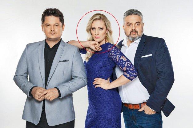 Alma Rekić namesto v MasterChef Slovenija vstopa v ... (foto: POP TV)