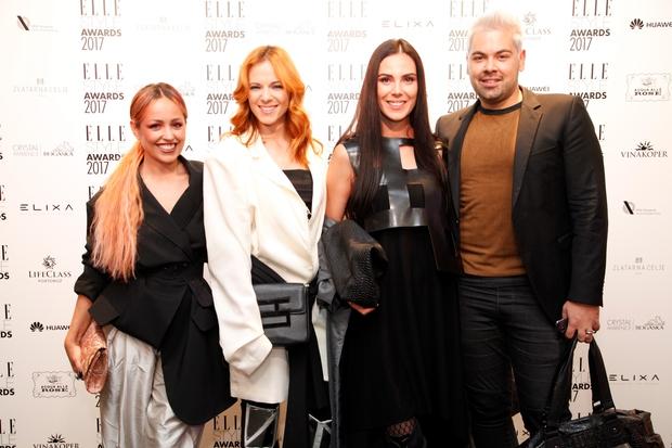 FOTO: Oglej si najlepše modne oprave z Elle Style Awards 2017