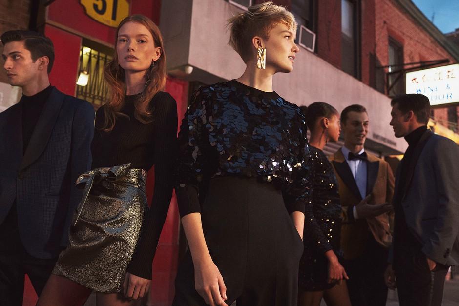 Si želiš nakupovati z modnimi urednicami? Preberi TO! (foto: Mango)