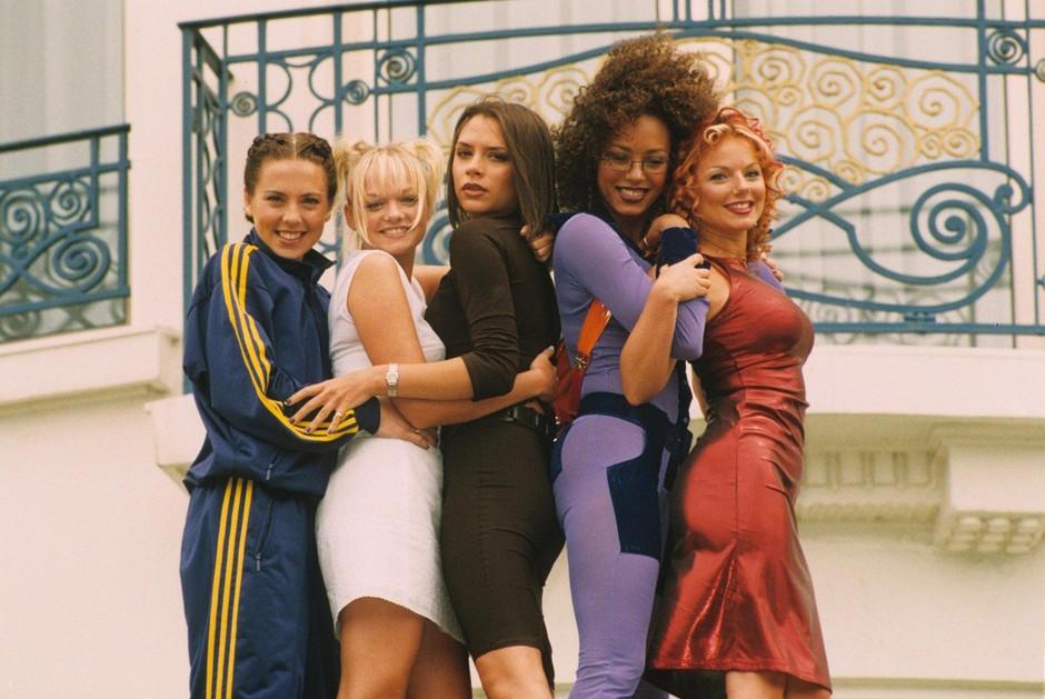 Spice Girls so nazaj - Poglej, s čim! (Presenečena boš!) (foto: Profimedia)