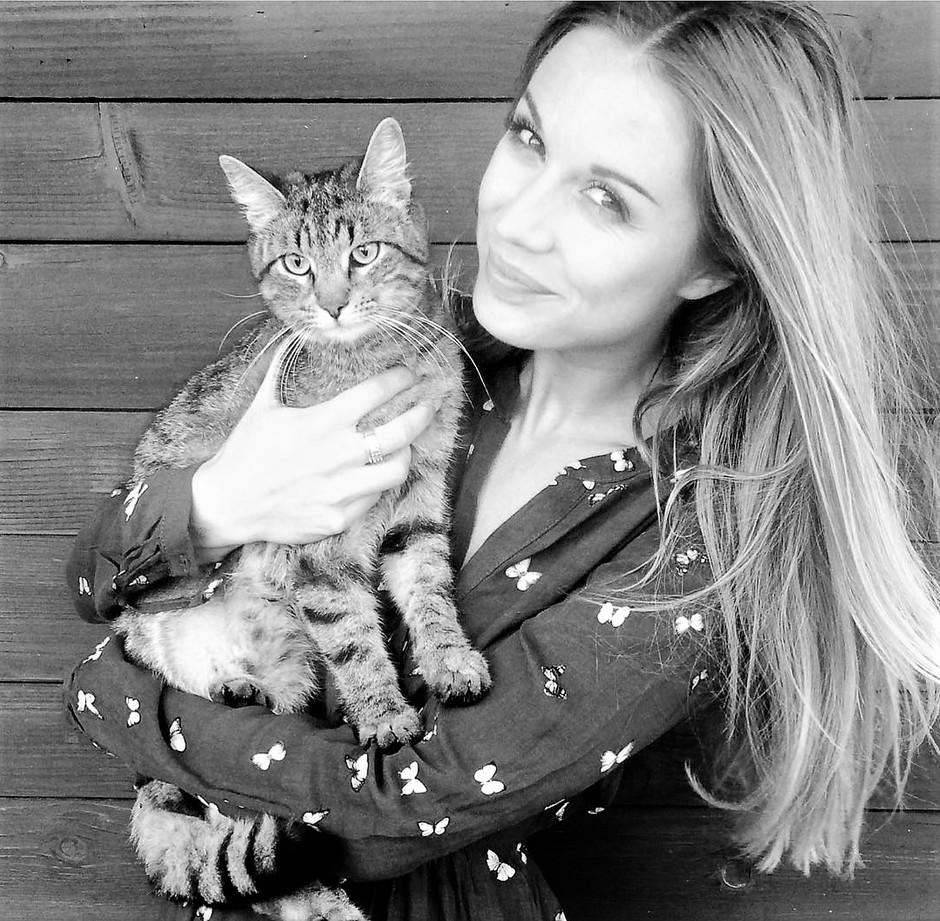 Tara Zupančič navdušila s čudovito dobrodelno gesto (foto: Instagram/varishana)