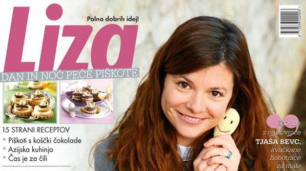 Nova Liza tokrat le na izbranih prodajnih mestih v kompletu s knjigo o Goranu Dragiću!