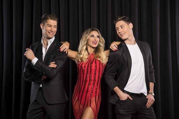 Nova sezona Zvezde plešejo s presenečenjem – poglej, kdo bo plesal! (foto: Pro Plus)